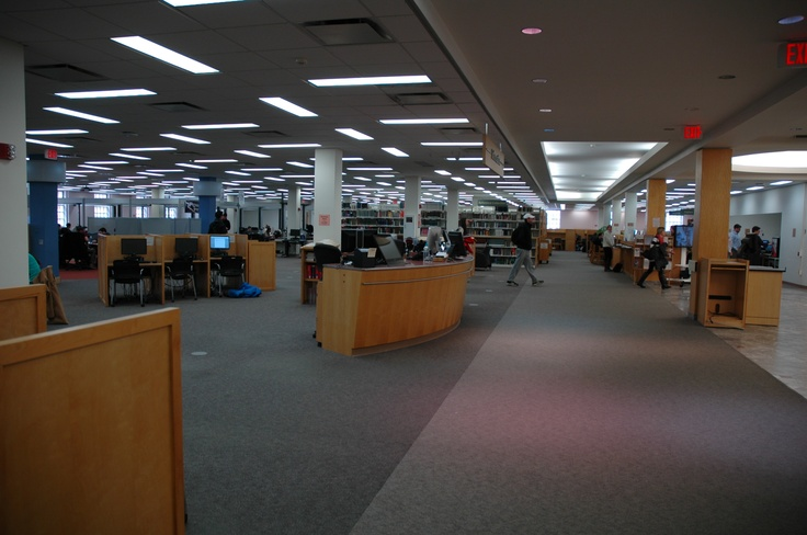 Image of King Library